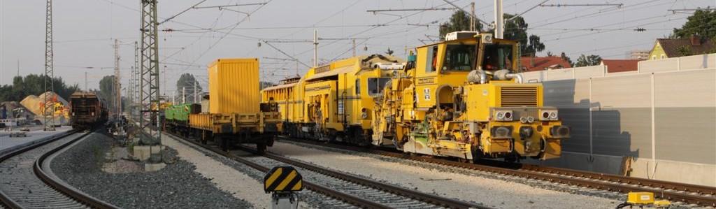 Bauarbeiten S-Bahn Nürnberg