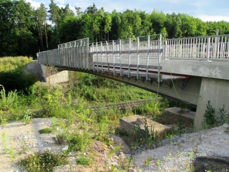 Gunzendorfer Brücke, 30.6.2015